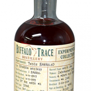 Buffalo Trace Experimental Twice Barreled 12 Years Old