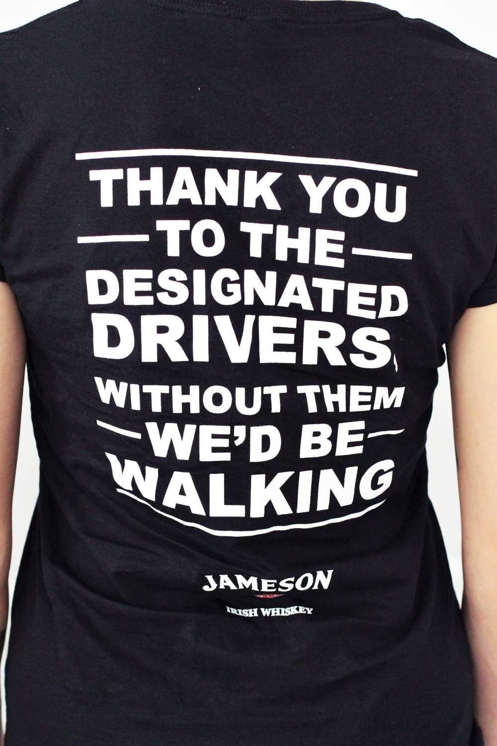Designated Drivers - T-Shirt (Womans)