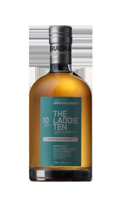 Bruichladdich 10 Year Old - The Laddie Ten