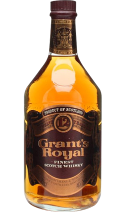 Grant's Royal 12 Year Old