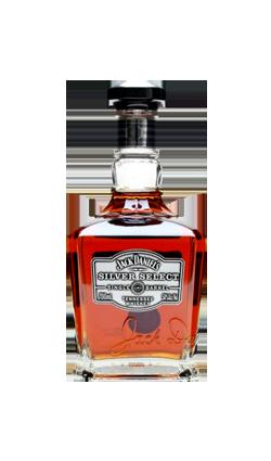 jack daniel 39 s silver select the whisky library. Black Bedroom Furniture Sets. Home Design Ideas
