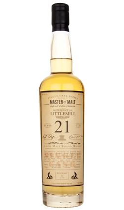 Littlemill 21 Year Old - Single Cask