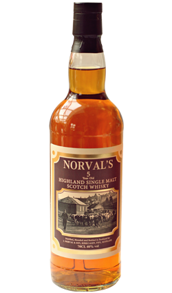 Norval's Five Year Old Single Malt