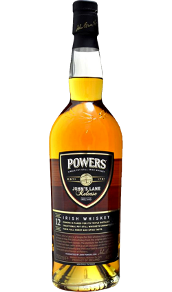 Powers 12 Year old Single Pot Still John Lanes Release