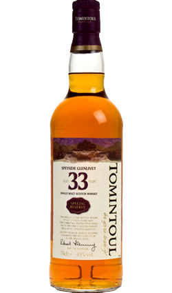 Tomintoul 33 Year Old