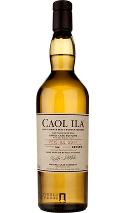 Caol Ila Feis Ile 2011 Bodega Sherry