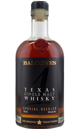 Balcones Texas Single Malt