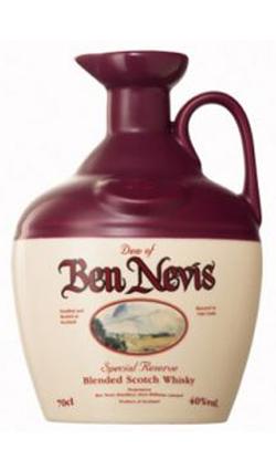 Ben Nevis Special Reserve Ceramic Decanter
