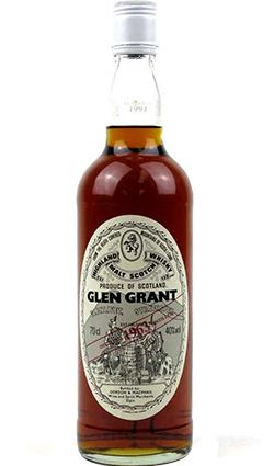 Glen Grant 1963 Gordon And Macphail