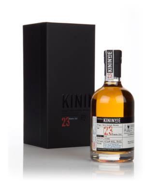 Whisky Kininvie