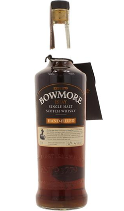 Bowmore Hand Filled 1995 Cask 1572