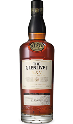 The Glenlivet XXV 25 Year Old