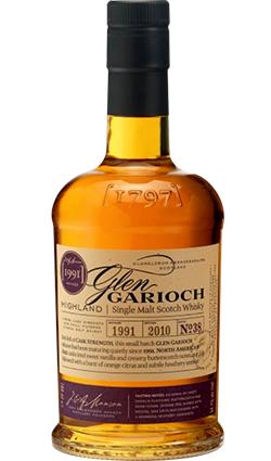 Glen Garioch 1991 Batch 38