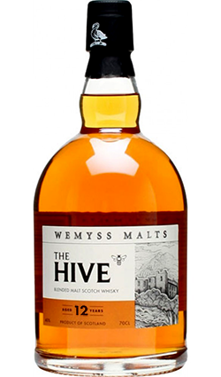 The Hive 12 Year Old Wemyss Malts