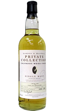 Caol Ila 11 Years Old Private Collection Calvados Wood Finish