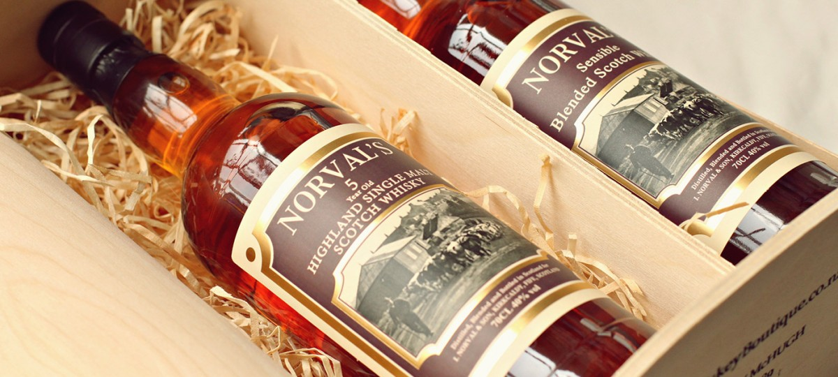 Norval's Whisky