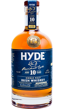 Hyde 10 Year Old No 1 Presidents Sherry Cask Whiskey