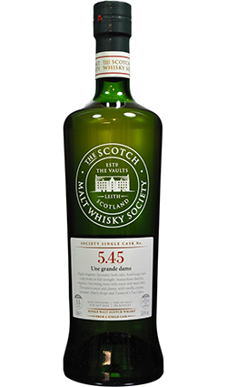 The Scotch Whisky Society Auchentoshan 14 Year Old 1 Of 185 Bottles