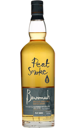 Benromach Peat Smoke 2006 Bottled 2015