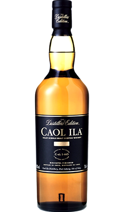 Caol Ila 2001 Bottled 2013 Moscatel Cask Finish Distillers Edition