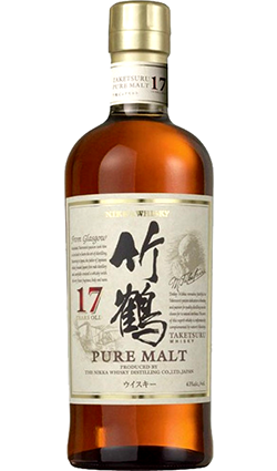 Nikka Taketsuru 17 Year Old
