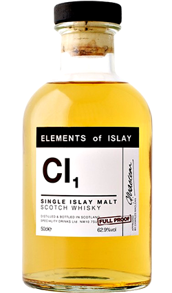Elements Islay CI1 Caol Ila