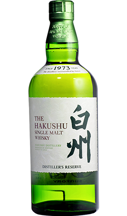 The Hakushu Single Malt Whisky Distillers Reserve