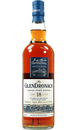 Glendronach 18 Year Old Tawny Port Cask Finish