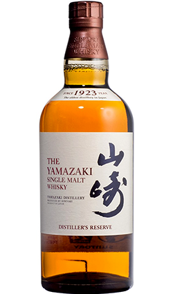 Yamazaki Single Malt Whisky Distillers Reserve