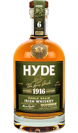 Hyde No 3 Presidents Cask Single Grain 6 Year Old