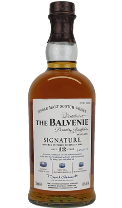 Balvenie Signature 12 Year Old