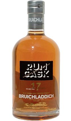 Bruichladdich 17 Year Old Rum Cask