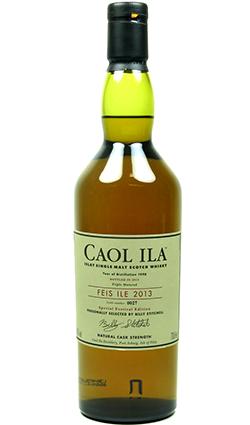 Caol Ila Feis Ile 2013