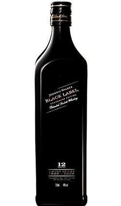 Johnnie Walker Black Label Centenary Edition 12 Year Old