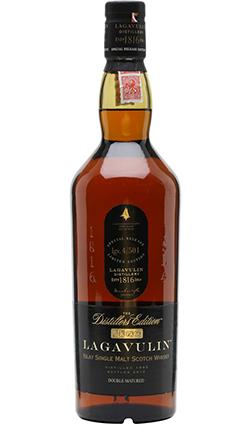 Lagavulin 1995 Bottled 2013 Pedro Ximenez Cask Finish Distillers Edition