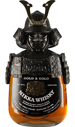Nikka Gold Samurai Edition