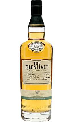 The Glenlivet 14 Year Old Single Cask Edition