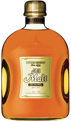 Nikka All Malt 100 Malt Whisky