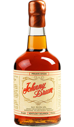 Johnny Drum Kentucky Bourbon Private Stock