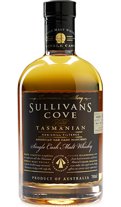 Sullivans Cove American Oak Cask