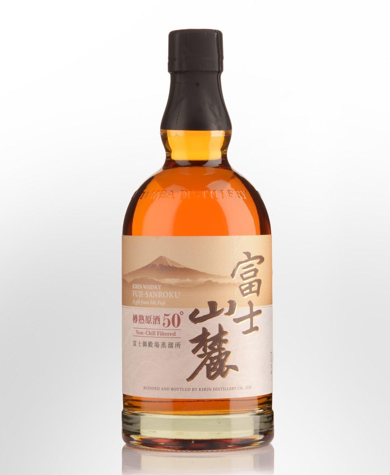 Kirin Fuji Sanrocku 50 Japanese Blended Whisky