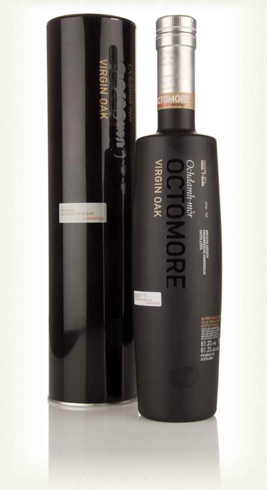 Bruichladdich Octomore 07 4 7 Year Old Virgin Oak Whisky