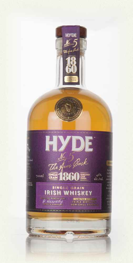 Hyde 6 Year Old No5 The Aras Cask Whiskey