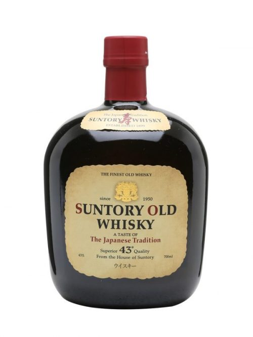 Suntory-Old-Whisky