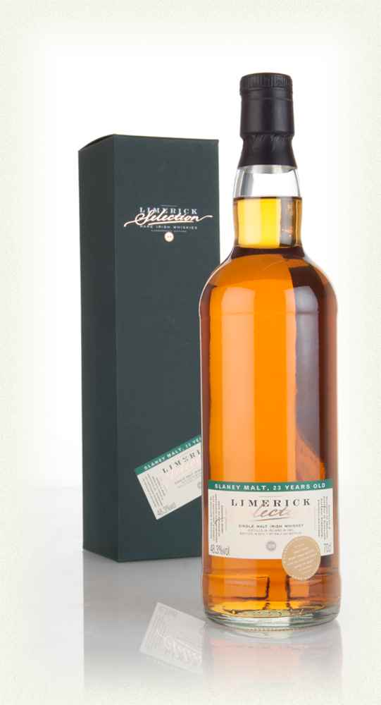 Limerick Slaney 1991 23 Year Old Cask 10694 Adelphi Whiskey