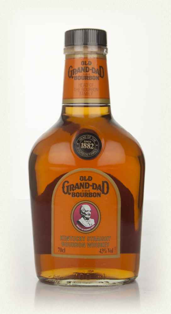 Old Grand Dad 43 Whiskey