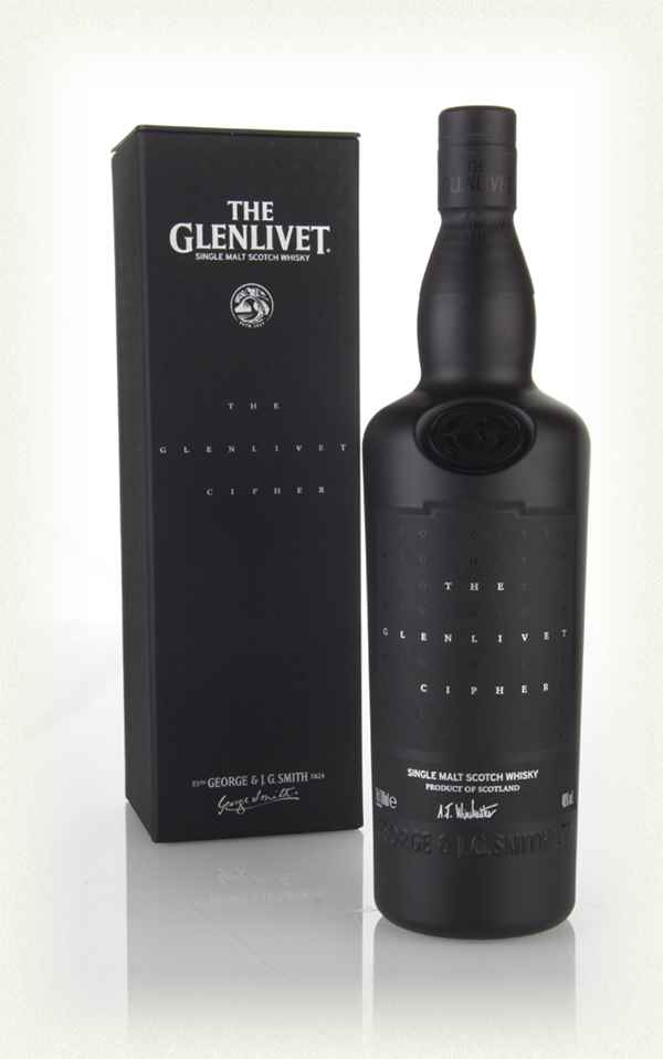 The Glenlivet Cipher Whisky