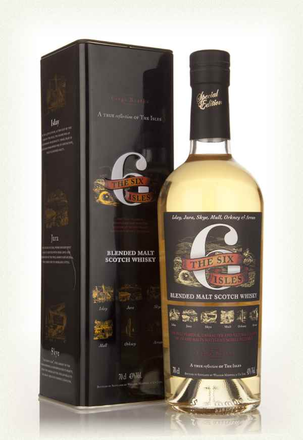 The Six Isles Whisky