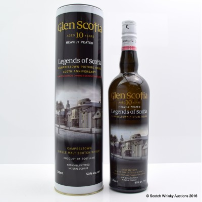 Glen Scotia 10 Heavily Peated