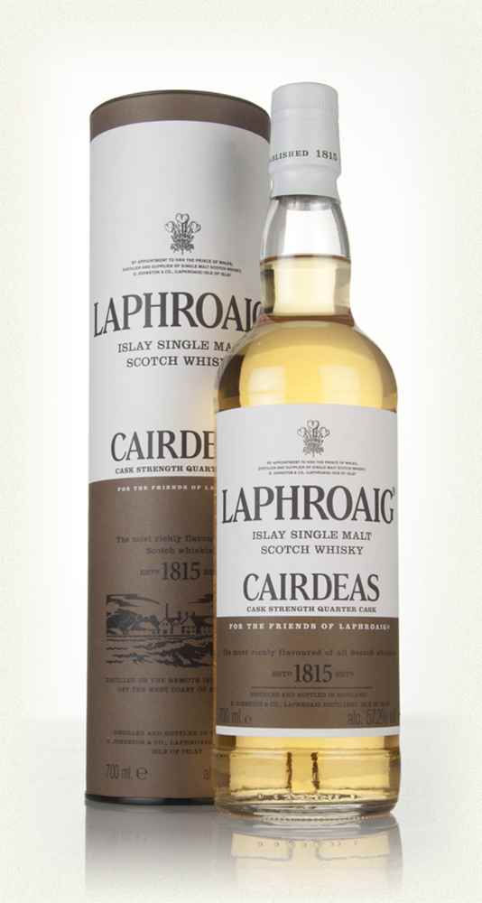 Laphroaig Cairdeas Cask Strength Quarter Cask 2017 Edition Whisky